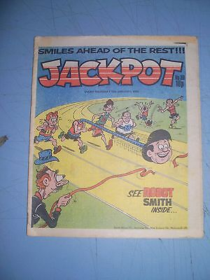 Jackpot issue 38 dated January 19 1980
