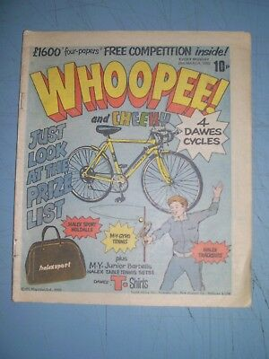 Whoopee issue dated March 29 1980