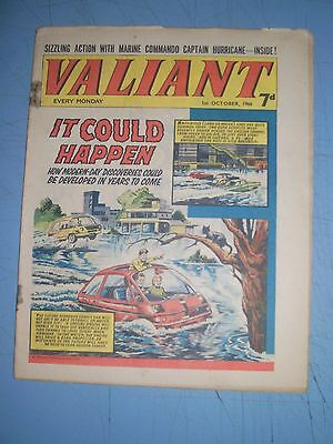 Valiant issue dated October 1 1966