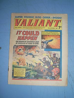 Valiant issue dated December 10 1966