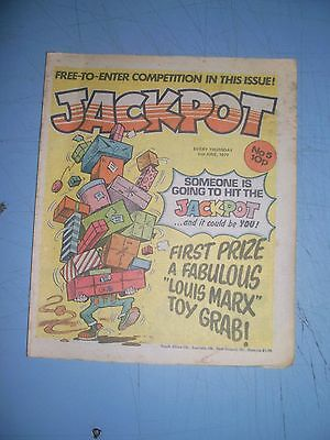 Jackpot issue 5 dated June 2 1979
