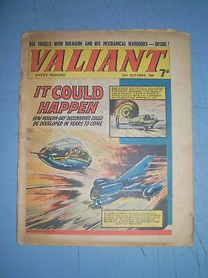Valiant issue dated October 15 1966