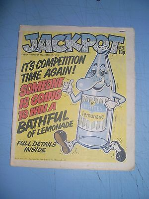 Jackpot issue 26 dated October 27 1979