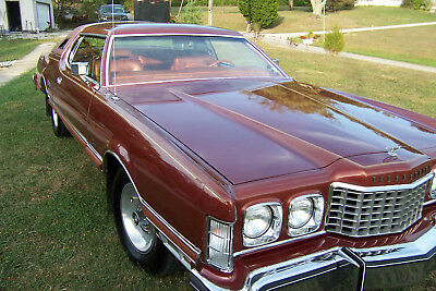 1975 Ford Thunderbird 20th Anniversary Adition 1975 Ford Thunderbird 20th Anniversary Copper Luxury Group