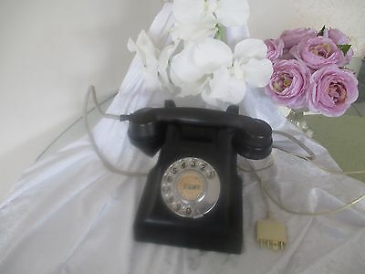 Lovely Old Dial Phone