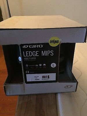 Giro Ledge MIPS Adult Large Matte Blac