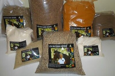 HERBS FOR HORSES 3kg Turmeric - arthritis, itchy skin, gastric disorders