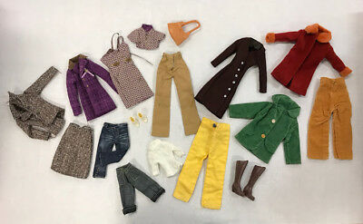 Lot 17 Barbie Doll Clothes accessories fall outfit