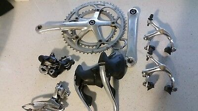 campagnolo groupset 9 Speed