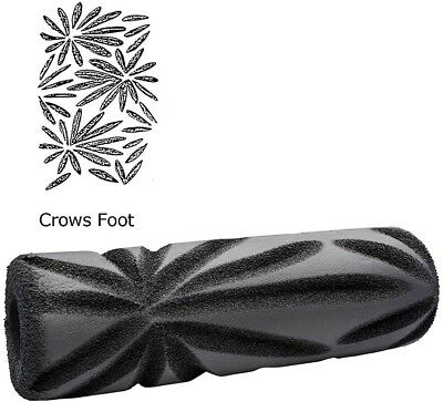 Crows Foot Texture Roller Cover Ceiling Wall Stucco Look Semi-rough Surface