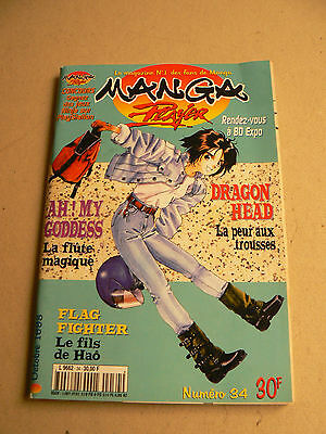Mangas Player  N° 34