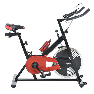 Exercise Bike Fitness Cardio Workout Home Gym Aerobic Indoor Cycling Machine