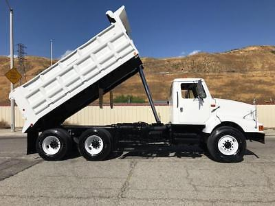 International 2674 Original 87.000 Miles Only Loaded, Hurricane Cleanup Truck