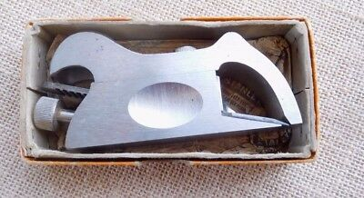 stanley no. 90 bullnose plane vintage boxed wood tool   /1792