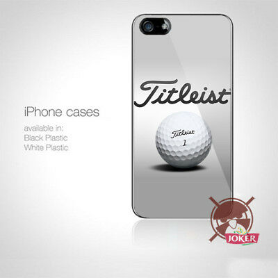 Titleist Golf Logo For iPhone Case and Samsung Galaxy Case Cover