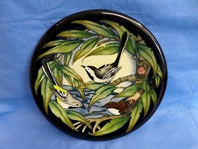 Moorcroft Pottery Large Charger Ingleswood Design     by Phillip Gibson