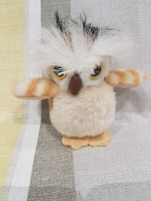 "Owl 4"" Plush Soft Toy"