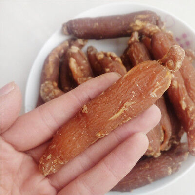 500g 100% Panax KOREAN RED GINSENG Whole ROOTS, Herbal,Bulk China Ren shen tee