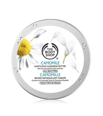 The Bodyshop Camomile Cleaning Butter