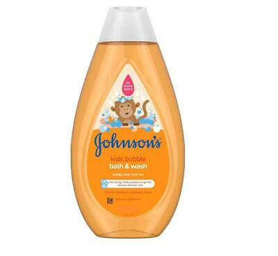 Johnson's Baby 2in1 Bubble Bath & Wash 300ml  - 6 Pack