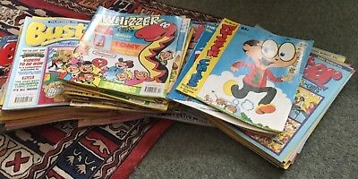 Comics Job lot of Buster and Whizzer and Chips