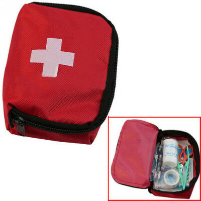 Outdoor Camping Hiking Survival Bag Travel Emergency Rescue Aid Kit