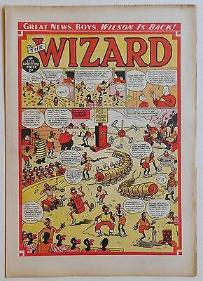 THE WIZARD #1259 - 1st April 1950