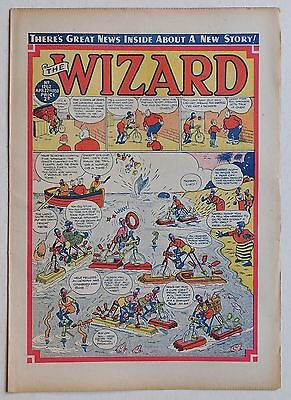 THE WIZARD #1262 - 22nd April 1950