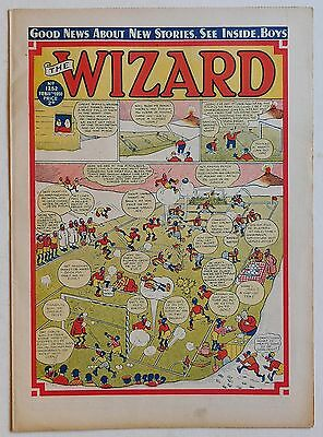 THE WIZARD #1252 - 11th February 1950