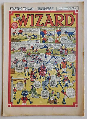 THE WIZARD #1121 - 4th January 1947
