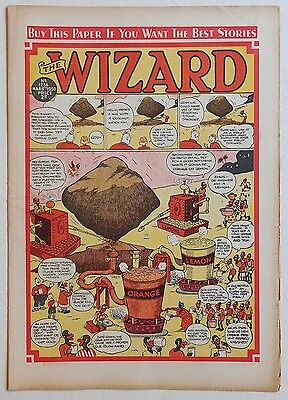 THE WIZARD #1256 - 11th March 1950