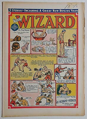 THE WIZARD #1284 - 23rd September 1950