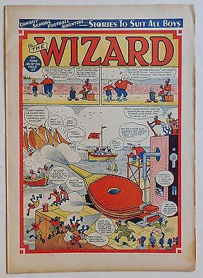THE WIZARD #1250 - 28th January 1950