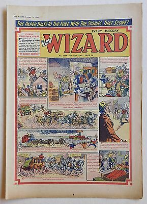 THE WIZARD #1774 - 13th February 1960
