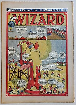 THE WIZARD #1254 - 25th February 1950