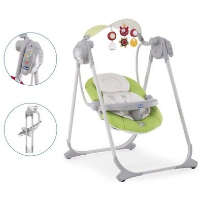 CHICCO Altalena Polly Swing Up Verde