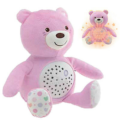 CHICCO Chicco Proiettore First Dreams Baby Bear Rosa