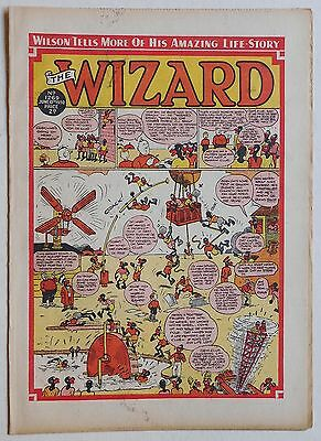 THE WIZARD #1269 - 10th June 1950