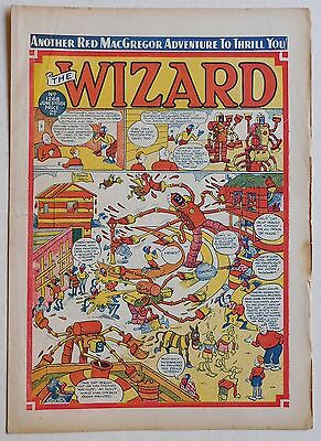 THE WIZARD #1268 - 3rd June 1950