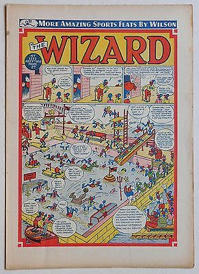 THE WIZARD #1272 - 1st July 1950