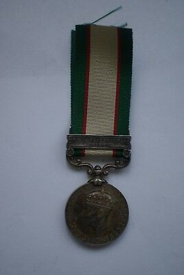 1936 India General Service Medal to the Royal Bombay Sappers & Miners