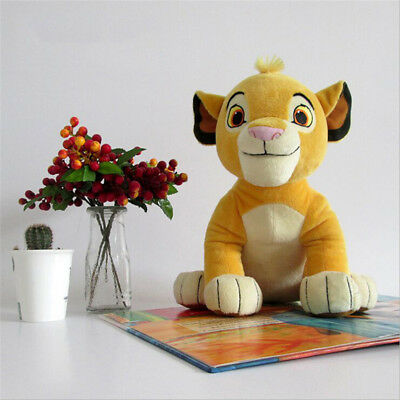 Mini Lion King Stuffed Plush Doll Toy Animal Great Christmas Elk Toys Decor Gift
