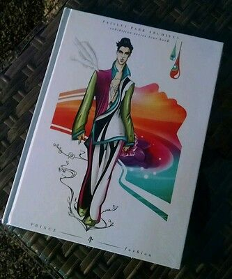 PRINCE FASHION - PAISLEY PARK ARCHIVES exhibition series tour book. New. Sealed.