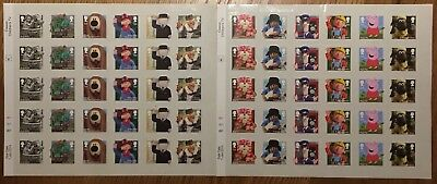 1st Class Stamps x60. Liven up your post with fun Children's TV stamps, 62p ea.