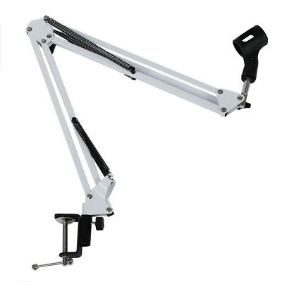 Bar support port Microphone White Steel + Aluminum Alloy Adjustable Base S3 X3M2