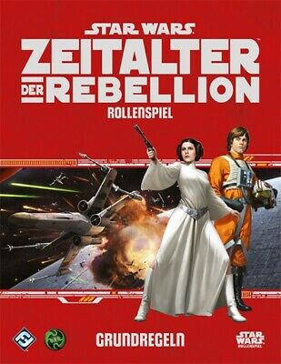 Star Wars RPG: Zeitalter der Rebellion - Grundregelwerk