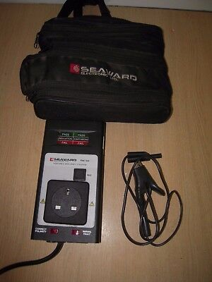 Seaward Pac500 Portable Appliance Tester With Carry Case & Lead