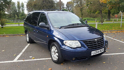 Chrysler Grand Voyager Limited XS 2.8CRD