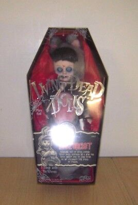 Mezco Living Dead Dolls Eggzorcist 10Th Anniversary Uk Edition