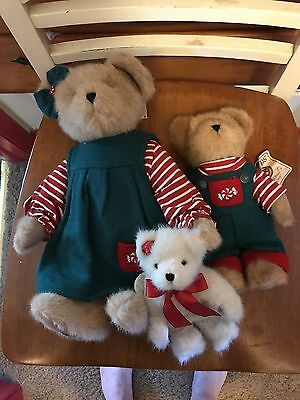 Boyds Bears Lot of 3